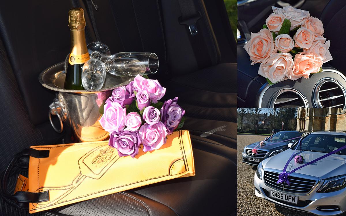 Wedding Cars Milton Keynes | Wedding Car Hire | Regency